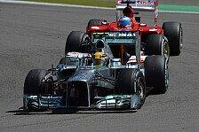 Formel 1 - Richtungsweiser f�r Silberpfeile: Mercedes Vorschau: Ungarn GP