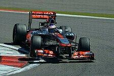 Formel 1 - R�ckkehr an historische St�tte: McLaren Vorschau: Ungarn