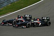 Formel 1 - R�ckkauf nie bereut: Sauber pumpte privates Geld in Rennstall