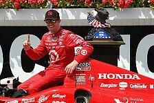 IndyCar - Power sorgt f�r Wirbel: Toronto: Dixon im zweiten Rennen von der Pole