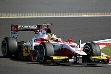 GP2 - Daniel Abt über sein Nürburgring-Wochenende