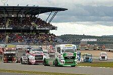Mehr Motorsport - Eine der gr��ten PS-Shows der Welt: ADAC Truck-Grand-Prix auf dem N�rburgring
