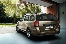 Auto - Kombi mit dem besten Preis-Raum-Verh�ltnis: Marktstart f�r den neuen Dacia Logan MCV