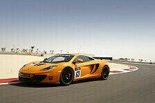 Auto - Angebot f�r Herrenfahrer: McLaren stellt Rennstreckenversion des 12C vor