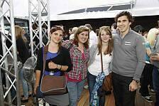 DTM - Hautnah in Zandvoort erleben: Fan-Service: Trefft die Mercedes DTM-Stars