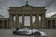 Formel E - Fakten, Favoriten, Zeitpl�ne, Tickets: Berlin ePrix: Elektropower am Alexanderplatz