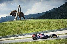 Formel 1 - Eine Art Heimrennen: Toro Rosso Vorschau: �sterreich GP
