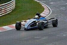 Mehr Motorsport - Auftritt in Gro�britannien: Formel Ford Ecoboost in Goodwood