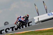 MotoGP - Lorenzo-Team bereitet sich trotzdem vor: Setzt Lorenzo in Laguna Seca aus?