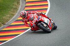 MotoGP - Vom Regen am Morgen beeintr�chtigt: P6 f�r Hayden schlechter als es aussieht