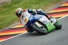 MotoGP - Kein Vertrauen: Ersatzmotorrad bremst Barbera aus
