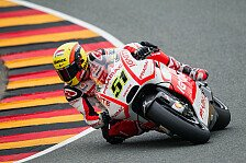 MotoGP - Verl�ngerung trotz Erfolglosigkeit?: Pramac: Zuversicht f�r neuen Ducati-Deal