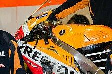 MotoGP - Die Nacht wird entscheiden: Update: Pedrosa-Startentscheidung am Sonntag