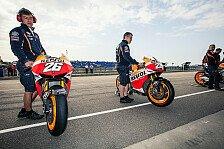 MotoGP - Schwindelgef�hl zu stark: Pedrosa spricht �ber Startverzicht
