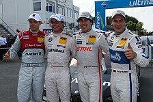 DTM - Bilderserie: Norisring - Audi-Stimmen nach dem Qualifying