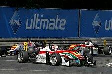 Formel 3 EM - Zwei Briten auf dem Podium: Alex Lynn triumphiert auf dem Norisring