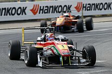 Formel 3 EM - Siege f�r Marciello, Lynn und Rosenqvist: Turbulente Formel-3-Rennen in N�rnberg