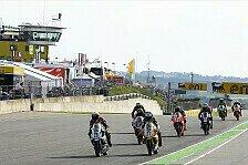 ADAC Junior Cup - ADAC Junior Cup geht in die entscheidende Phase : Siebtes Saisonrennen auf dem Sachsenring