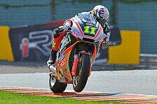 Moto2 - Ein hart erk�mpfter Punkt: Cortese: Keine Arm-Probleme mehr