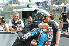 Moto3 - Rins: Es war ein guter Kampf: Die Stimmen vom Podium