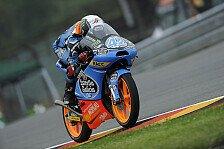 Moto3 - Kampf bis zur letzten Runde: Rins ringt Salom nieder