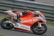 Moto3 - Umzug nach Spanien soll helfen: Folger nach P8 ma�los entt�uscht