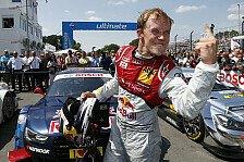 DTM - R�ckkehr der Wasserflasche: Norisring: Die Audi-Vorschau