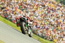 MotoGP - Wie eine Kartbahn: MotoGP-Stars von Sachsenring wenig begeistert