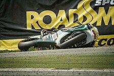 MotoGP - Schon Donnerstag Betrieb auf dem Sachsenring: Smith, Bradl und Iannone testen Kurve 11