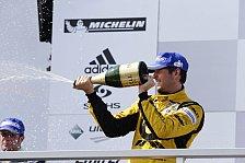 Carrera Cup - Berg- und Talfahrt am Norisring: Sean Edwards: Glanzleistung im Rennen