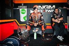 MotoGP - Probleme bei Corti: Edwards erstellte Setup im Schnelldurchlauf