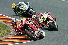 MotoGP - Zwei Serien zu verteidigen: Repsol Honda: Marquez am Sachsenring unschlagbar?