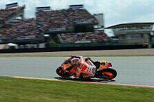 MotoGP - Keine Schwierigkeiten f�r den Rookie: Suppo �ber Marquez: An Mut mangelt es nicht