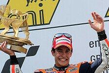 MotoGP - Bilderserie: USA GP - Die Zahlen zum GP in Laguna Seca