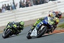 MotoGP - Jarvis best�tigt baldigen Tetslauf: Rossi und Lorenzo testen stufenloses Getriebe