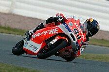 Moto3 - Schnellster bei wechselnden Verh�ltnissen: Folger mit erster Bestzeit
