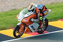Moto3 - Alt und Finsterbusch m�ssen nachlegen: Teamchef Kiefer: Kritik am Fahrer-Duo