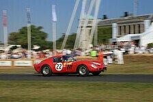 Formel 1 - Hei�e Boliden: Video - Ferrari in Goodwood