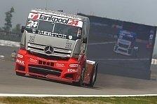 Mehr Motorsport - Bilder: Ellen Lohr beim Truck GP