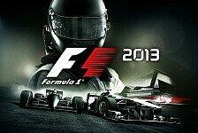 F1 2013 - Der Rennspiel-Klassiker geht in die nächste Runde