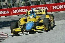 IndyCar - Keine Oval-Rennen: Conway schlie�t sich Carpenter an