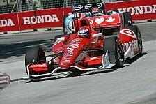 IndyCar - Strafen-Chaos um Franchitti: Dixon macht das Double perfekt