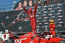 IndyCar - Power, Hunter-Reay und Sato kollidieren: Dixon f�hrt zum Tripel