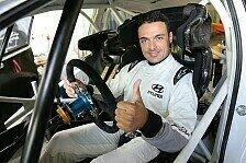 WRC - Entwicklung des i20 WRC schreitet voran: Bouffier wird Testfahrer bei Hyundai