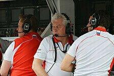 Formel 1 - Prim�rziel Leistung: Pat Symonds