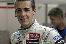 Formel 3 EM - Ein Punkt war nur zu holen: Sven M�ller: Im Moment ist der Wurm drin