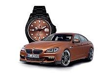 Auto - Das passende Gegenst�ck am Handgelenk: BLAKEN und AC Schnitzer veredeln Uhr-Auto-Kombi