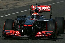 Formel 1 - McLaren sieht Magnussen in der Formel 1