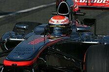 Formel 1 - YDT, Tag 1: Magnussen mit Bestzeit
