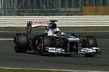 Formel 1 - Wegen Problemen: Juncadella testet weiter